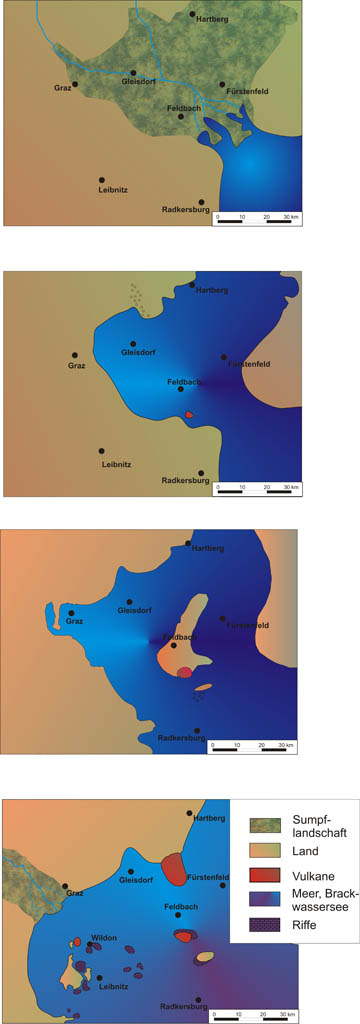 Steiermark Karte Flüsse.Vstm Geologie Der Steiermark 2